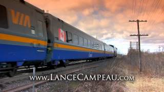 Trains of Canada HD (Video #464) www_LanceCampeau_com