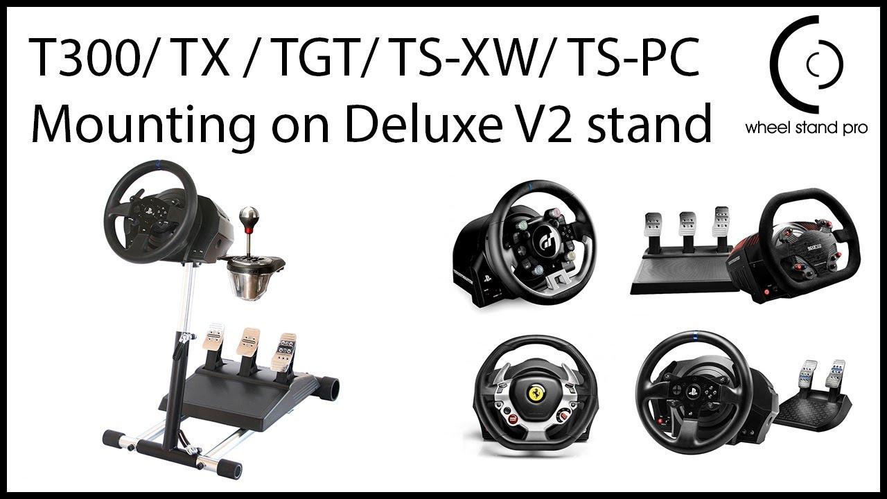 montaje wheel stand pro