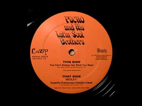 Pucho And His Latin Soul Brothers - You Can