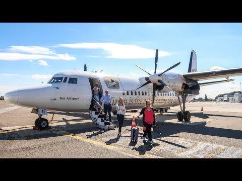 FAREWELL VLM Airlines | TRIP REPORT | Fokker 50 | Munich - Antwerp | Economy Class