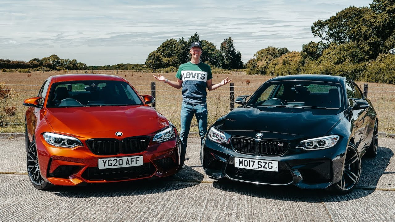 BMW M2 vs M2 Competition: Which Should You Buy?