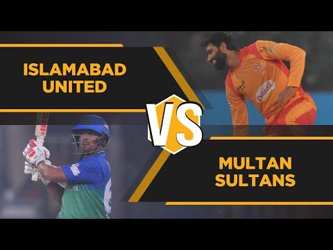 Multan Sultans vs Islamabad United | Full Match Highlights | Match 5 | HBL PSL 2020 | MB2E