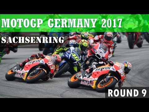 MotoGP Germany 2017 Full race