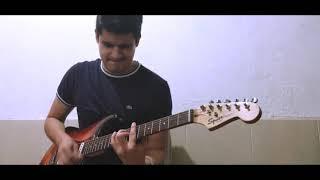 Farruko - Chillax ft. Ky-Mani Marley (Cover Guitarra)