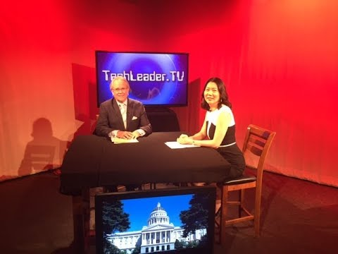 TechLeader.TV with California Chief Information Officer Amy Tong