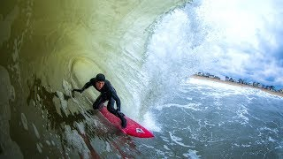 Pat Schmidt in Manasquan, New Jersey - 4 Cities   Volcom Surf