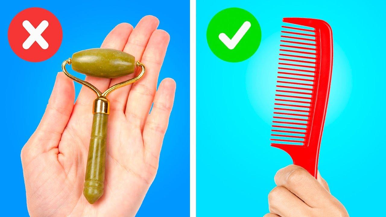 집에서 편하게 쉬는 방법 || 비범한 마사지 기술
