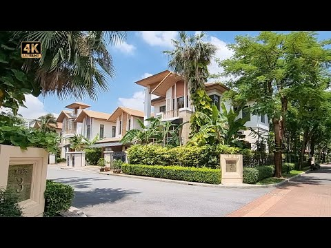 Bangkok Luxury Housing Compound in the City Center - 🇹🇭 Thailand