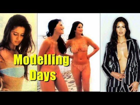 Katrina Kaif During Modelling Days PHOTOS