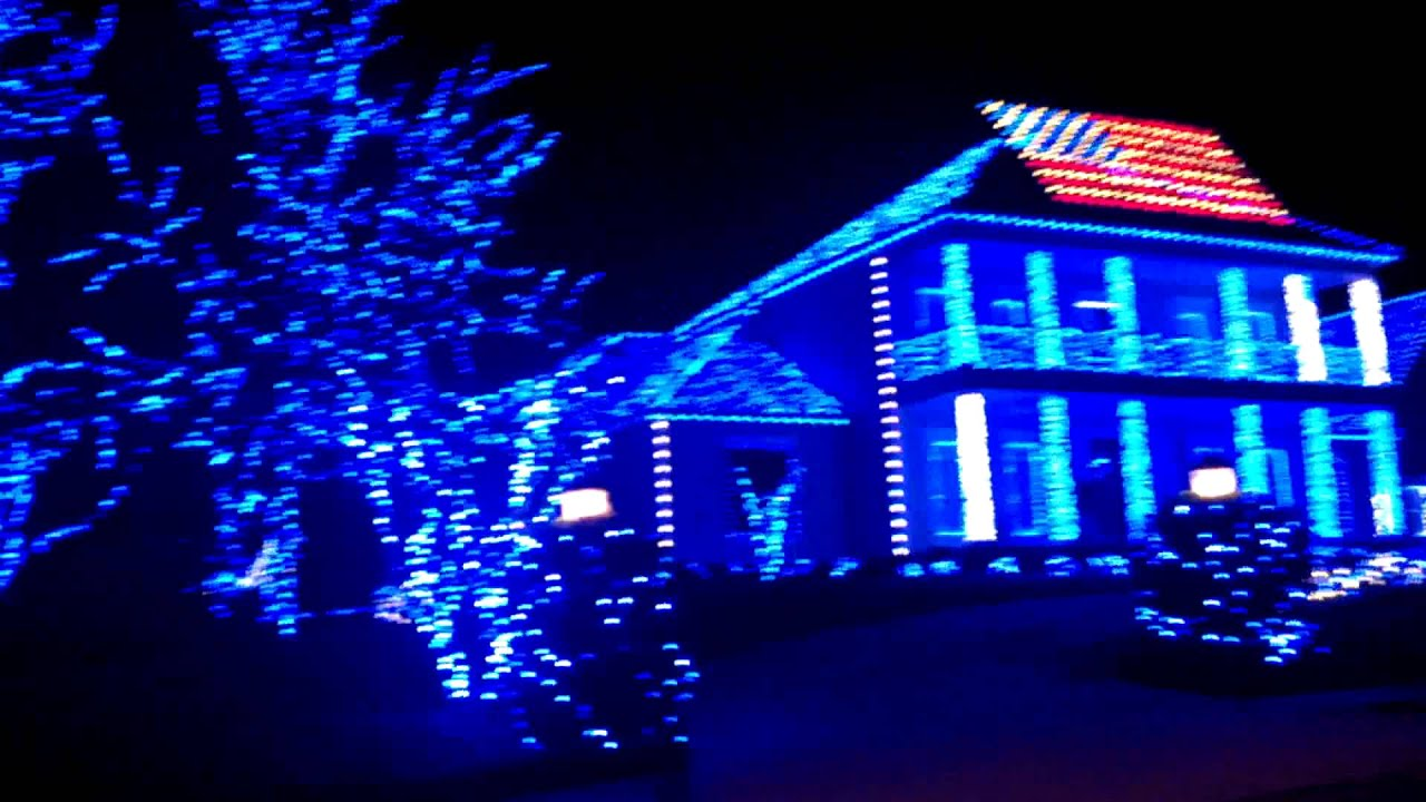 short christmas lights