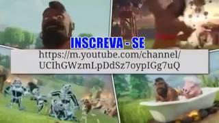 Clash Of Clans - Zueira no Clash... Para rir sem para