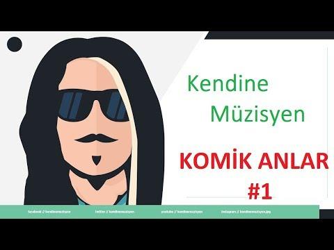 Kendine Müzisyen Komik Anlar Serisi #1...