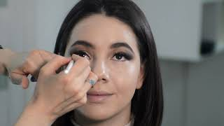 Азиатский макияж Яркий образ Julia Shavlova