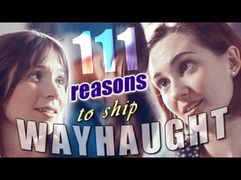 111 Reasons to ship WAYHAUGHT (renewed)
