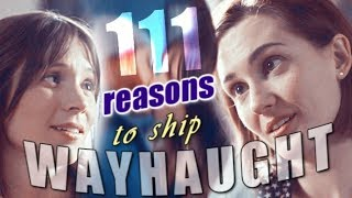 111 Reasons to ship WAYHAUGHT (renewed)