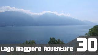 Lago Maggiore/ Lagh Maggior - Adventure Trip - Schweiz/ Italien