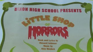 Dixon High School presents: Little Shop of Horrors