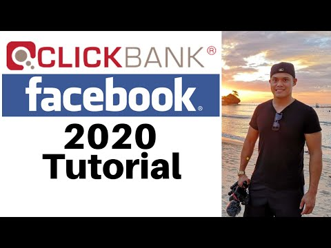 How To Promote Clickbank On Facebook 2020 Tutorial