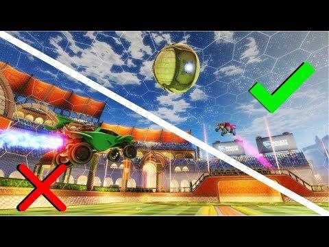 4 Ways To Play Faster Rocket League thumbnail