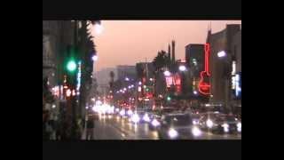 Hollywood California - Hollywood Boulevard / N Highland Avenue - video