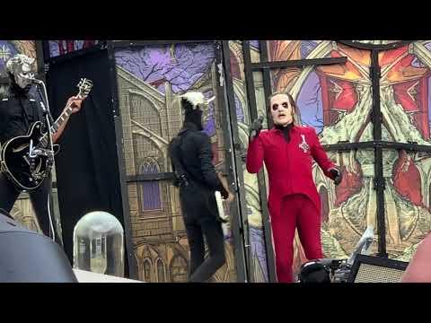 Ghost - Square Hammer [Live] - 6.20.2019 - Twickenham Stadium - London, England