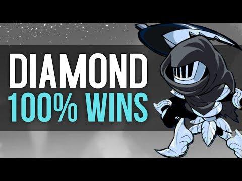 Brawlhalla: SPECTER KNIGHT NIX RANKED - Flawless to Diamond