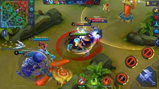 Testing Mobile Legends on Cherry Mobile Flare J2s.