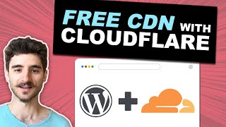 Free CDN with CloudFlare: Faster WordPress Website, Free SSL...