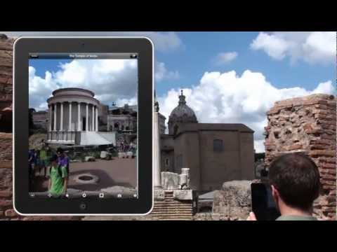 ARmedia Geo-located Augmented Reality Player
