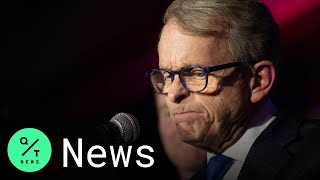 Ohio Gov. DeWine on His Positive Covid-19 Test, Wearing a Mask