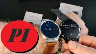 Blackview X1 X2 Smartwatch Product Impressions and Review