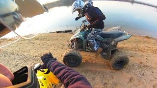 2016 Braap on quad bikes - ATV riding - Z bratem na quadach !