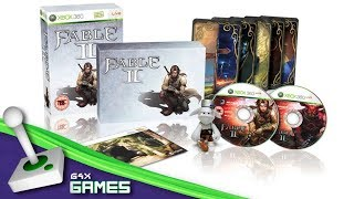 Fable 2 Unboxing (NEVER RELEASED edition)