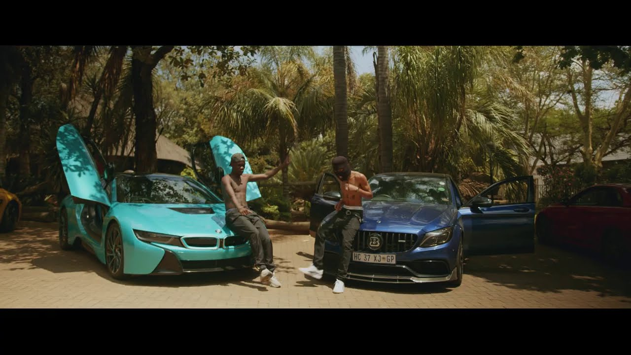 Download Blxckie - BIG TIME SH'LAPPA (ft. LUCASRAP$) [Official Music Video]