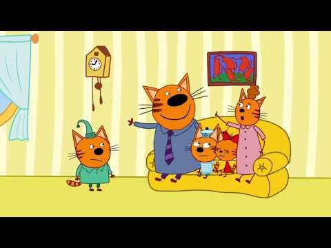 Мультфильм про кота и вора