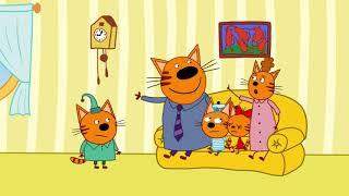 Три кота | Серия 40 | Таинственный вор