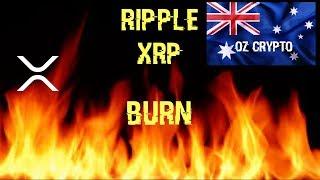 Ripple XRP: BURN