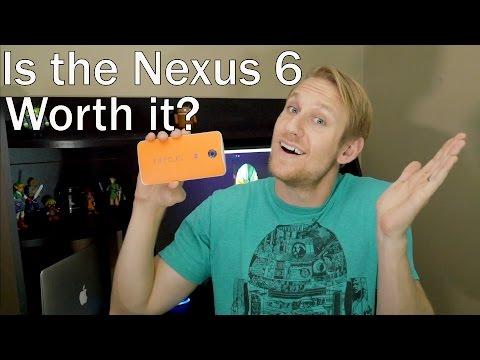 Is the Nexus 6 Worth It? - June 2016