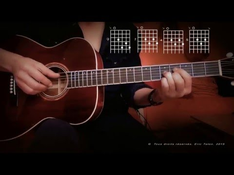 you can love yoursel -  keb mo - fingerstyle - guitar lesson