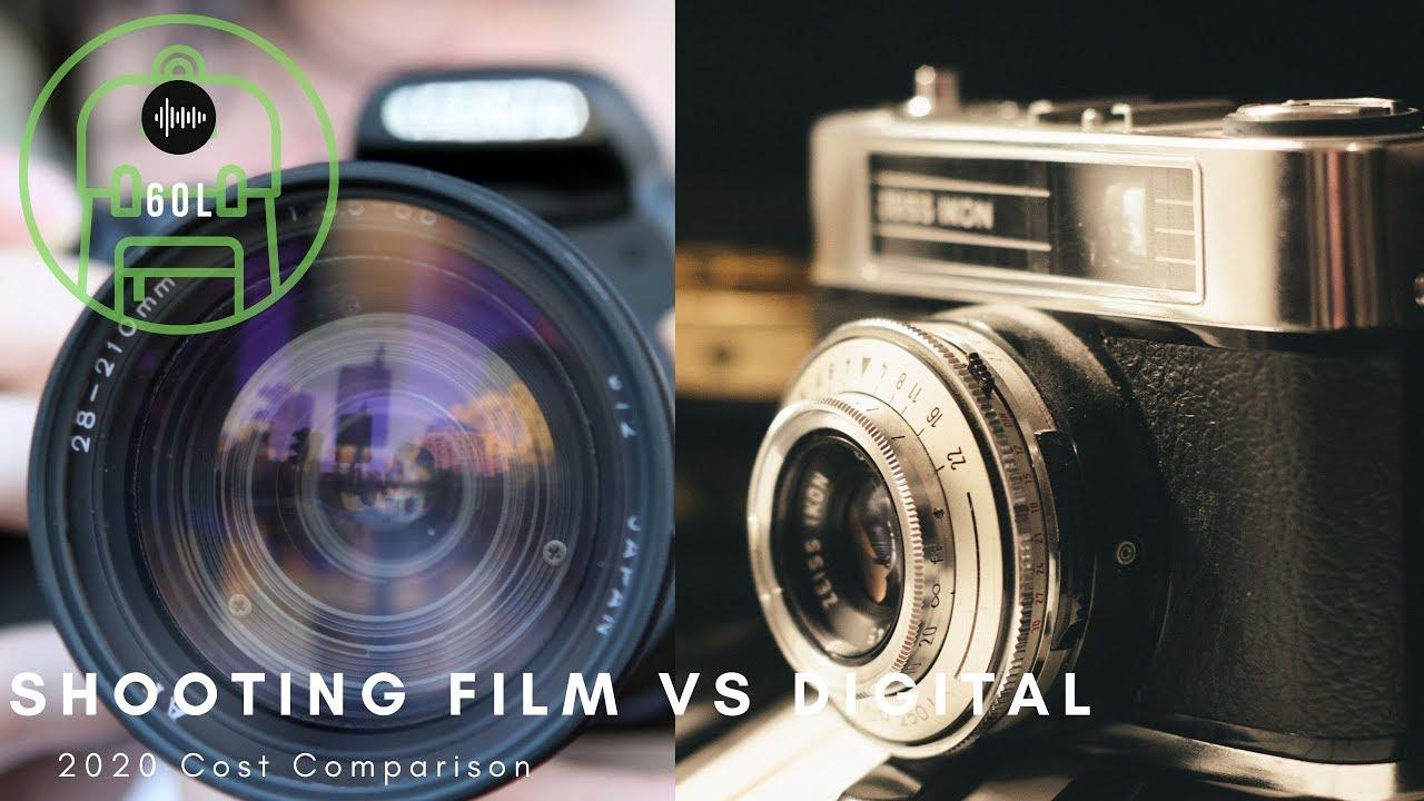 35mm Film vs Digital Photography [2020 Cost Comparison]