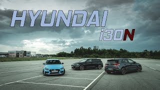 Hyundai i30N Performance - PURE SOUND