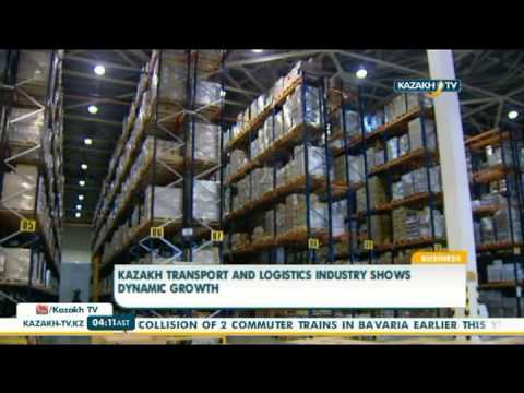Kazakh transport and logistics industry shows dynamic growth