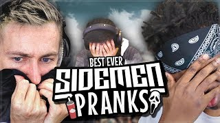 SIDEMEN BEST EVER PRANKS!