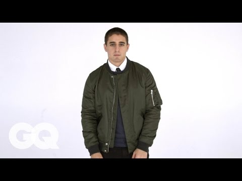 5 Things You Need to Know Before Buying a Bomber Jacket – Style and How-to | GQ