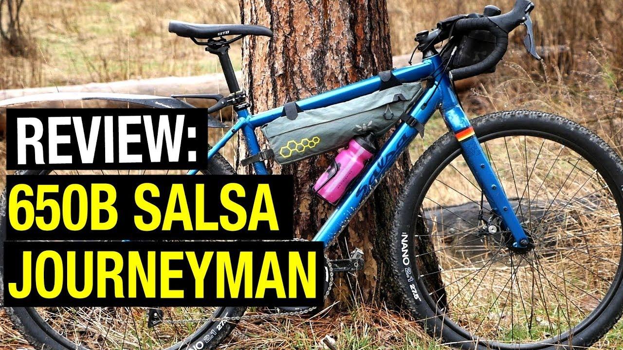 Review: Salsa Journeyman (650b Sora Build) - Best Budget Gravel Bike?