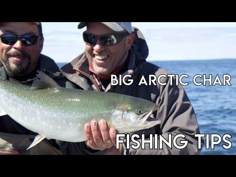 Big Arctic Char Fishing Tips Ungava Bay | Nunavik Quebec