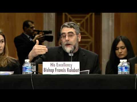 Boxer Chairs Hearing on ISIL's Human Rights Abuses in Iraq and Syria