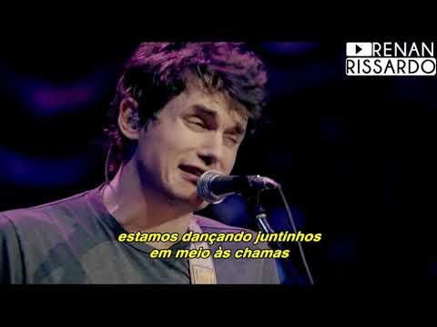 John Mayer - Slow Dancing In A Burning Room Tradução