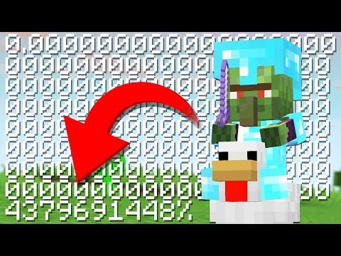 15 RAREST Minecraft