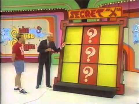 The Price Is Right | November 18th, 1996 (Partial): Confused Teresa & Screaming Emma